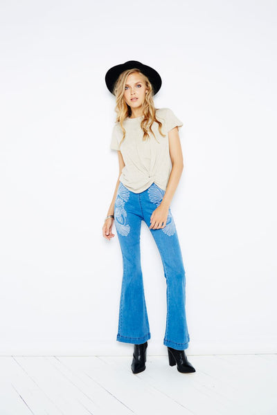 Hendrix Flare Jeans