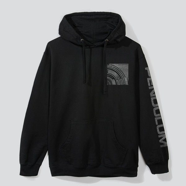 THE REWORKS BLACK HOODIE
