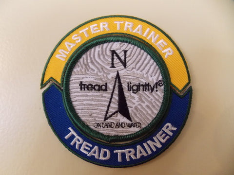 NEW Tread Trainer Patch Set