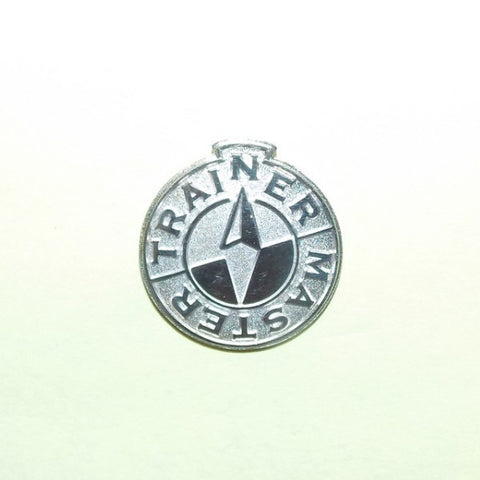 Tread Trainer Master Trainer Lapel Pin