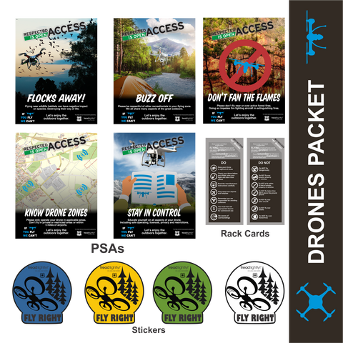 Drones Information Packet