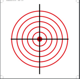 Recreational Shooting Target - Bulk only