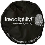 Tread Lightly! Branded Rugged Ridge Tire Covers