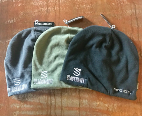 Blackhawk and Tread Lightly! Beanie