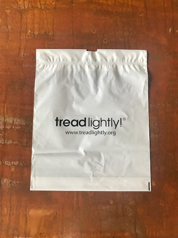 Tread Lightly! Plastic Bag