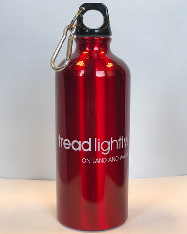 Tread Lightly! Water Bottles