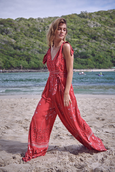 Sparrow Jumpsuit - Viva
