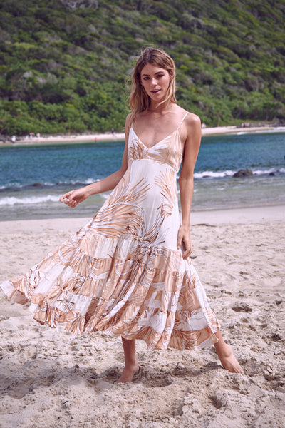 Wildflower Midi Dress - Beau