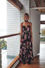 Anastasia Dress - English Rose