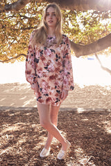 Moonrise Dress - Florentine Print