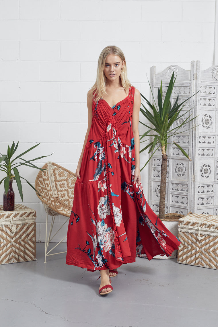 Bronte Maxi - Lovers Passion