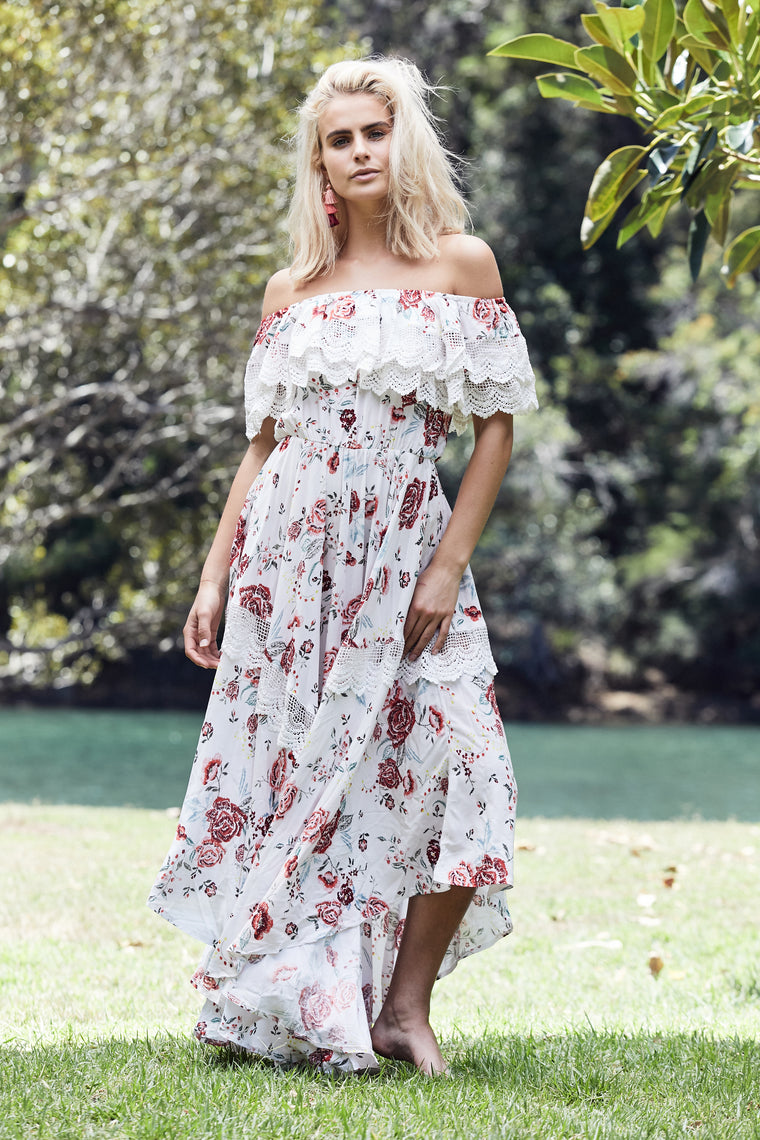 Positano Maxi - Eternal Rose