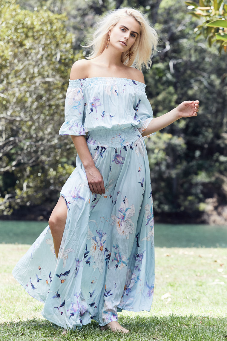 Leah Dress - Seaside Dreams