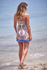Harriet Mini Dress - Eclipse
