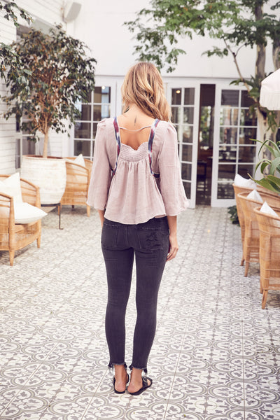 Grace Top - Lavender