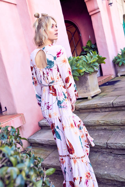 Forest Maxi Dress - Percy