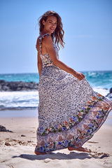 Elanora Maxi Dress - Child of the Wild