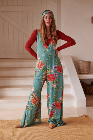 Forest Jumpsuit - Kalila