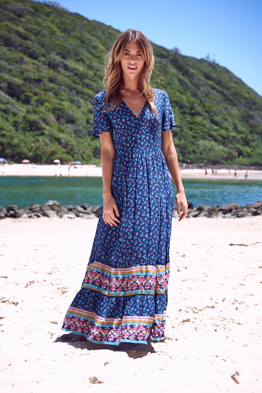 Yara Maxi - Broadwalk