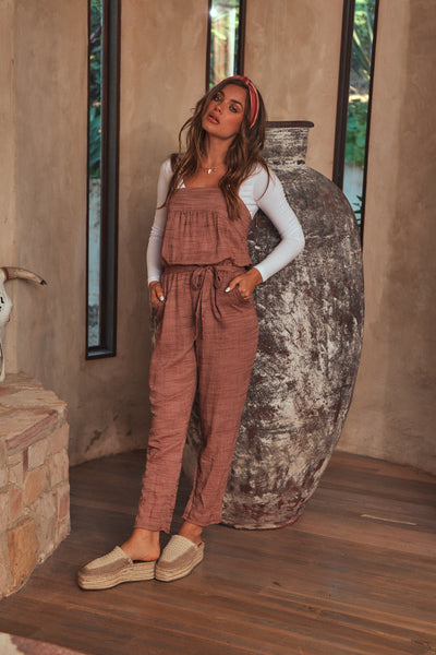 Brooklyn Jumpsuit - Rossini