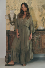 Angela Jumpsuit - Willow