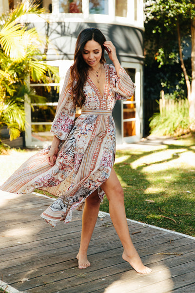 Becky Maxi Dress - Nixie