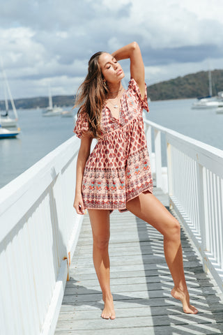 Sanna Playsuit - Dana