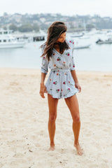 Cady Playsuit - Farrah