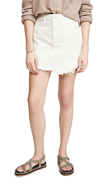 Bailey Denim Mini - Coconut