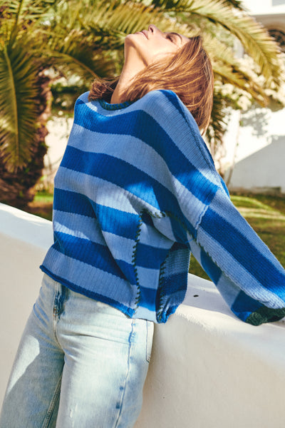 Bayway Sweater - Atlantic