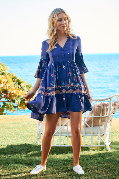 Betty Dress -  Bindi