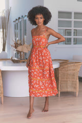 Heidi Dress - Desert Daisy