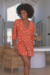 Tallow Playsuit -  Desert Daisy