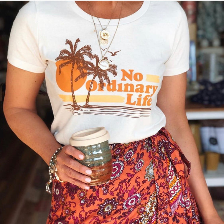 No Ordinary Life Tee