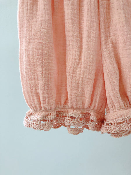 Margot Shorts - Peach