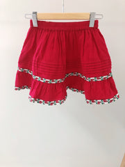 Ruby Skirt - Red