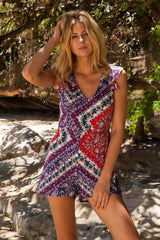 Sierra Playsuit - Bohemian Goddess