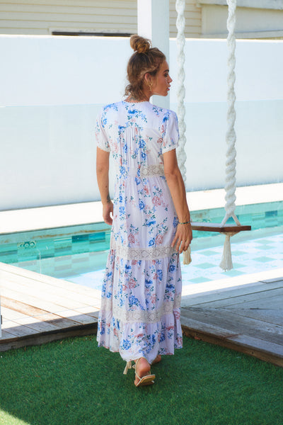 Huntley Maxi Dress - Semira