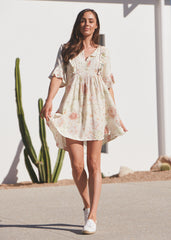 Eve Mini Dress - Marabella