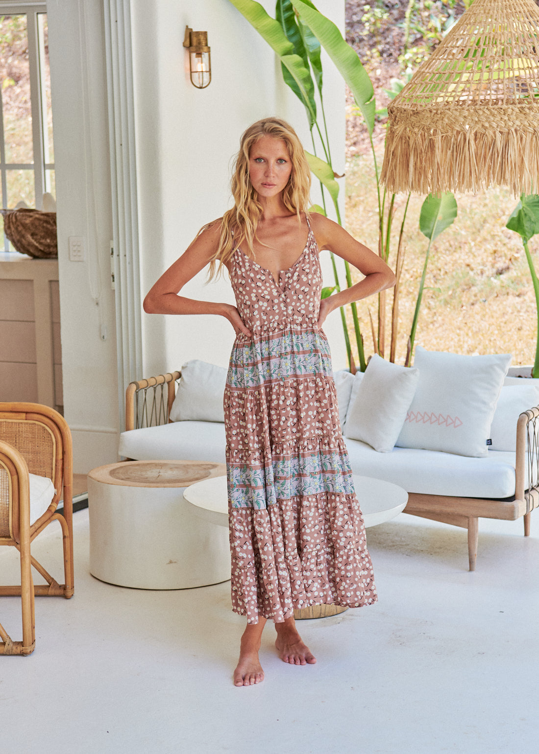 Beha Maxi Dress - Ottilie