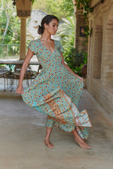 Carmen Maxi Dress - Synergy