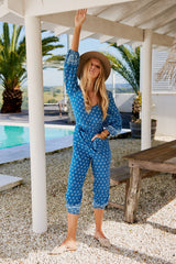 Bellflower Jumpsuit - Saint