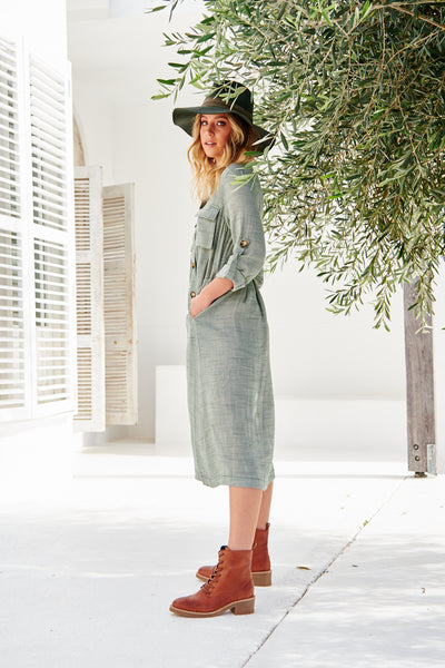 Peri Midi Dress - Jedda