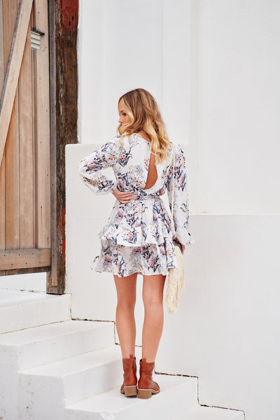 Flo Mini Dress - Apollo