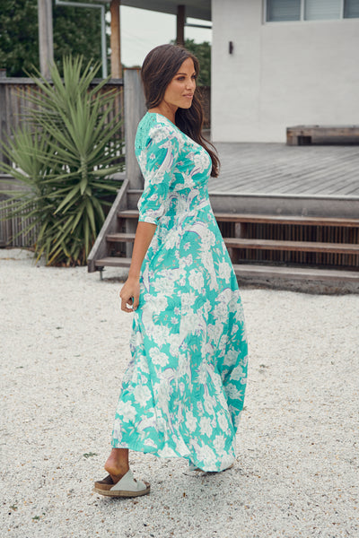 Indiana Maxi Dress - Chantal