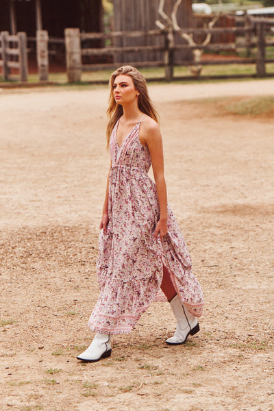 Reef Maxi Dress - Shorelines