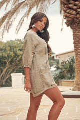 Tallow Playsuit - Winslet