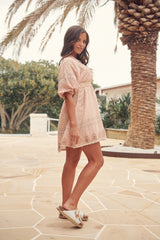 Madine Mini Dress - Wyntah