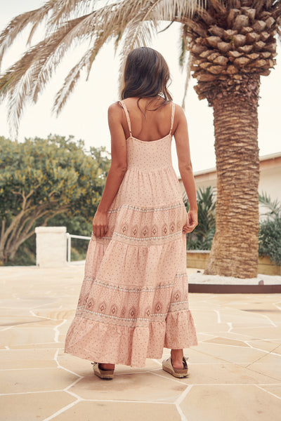 Beha Maxi Dress -  Wyntah