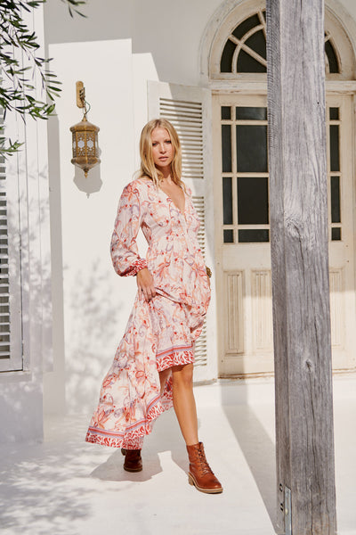 Nicolette Maxi Dress - Lena